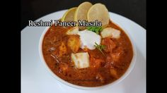 Homemade Paneer Masala Recipe | Reshmi Paneer Masala - English Subtitles