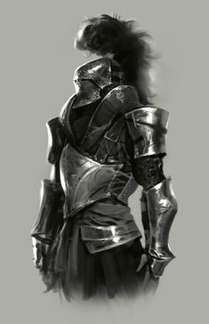 Fantasy armor tutorial, Anthony Jones on ArtStation at https://www.artstation.com/artwork/4aDL4