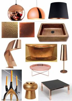 Great Copper Accents