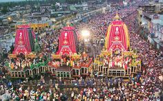 Celebrate #Jagannath #Puri #Rath #Yatra 2018 with sacred items. Wear a 19-Mukhi #Rudraksha bead is ruled by #Narayana (#Lord #Jagannath) on this day.