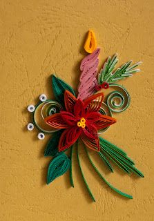 neli: Quilling small cards / 10 см -7 см /