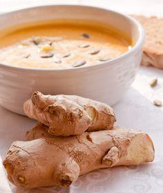 Крем-супа от тиква и джинджифил