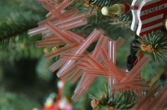 Drinking Straw Garland