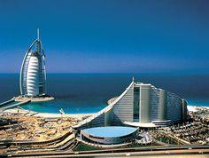 Dubai: Arquitectura sofisticada