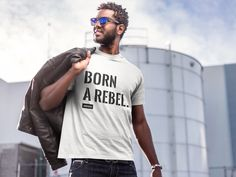 Were you born a rebel? Good for you - and the rest of us!