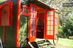 Romantic Gypsy Caravan - Airbnb