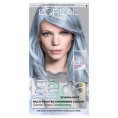 Féria Smokey Pastels are custom-blended by master colourists for the imaginative trendsetter. Formulated with 3 sophisticated tones for a soft, dusty color with smokey, sophisticated undertones. Smoke