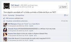 Cobertura online nas redes sociais da TNT Brasil para o Globo de Ouro 2012