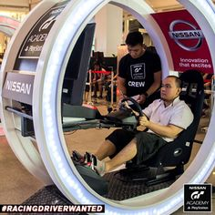Good news, Kagay-anons! You now have the chance to experience Nissan's GT Academy competitive virtual racing! Get your gear ready, and don't forget to stay tuned for further details and announcements!  #NissanGTAcademyPH