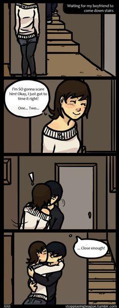 (Relationship Comics)