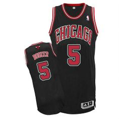 Carlos Boozer jersey-Buy 100% official Adidas Carlos Boozer Men s Authentic  Black Jersey NBA Chicago Bulls  5 Alternate Free Shipping. 804299ef0