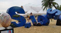 #siloso #beach #singapore #sentosaisland