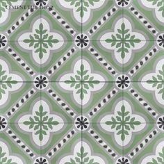 BBQ benchtop possible finish Cement Tile Shop - Handmade Cement Tile Cement Crafts, Encaustic Tile, Concrete Tiles, Kitchen Tiles, Kitchen Redo, Kitchen Remodel, Tile Patterns, Geometric Patterns, Handmade Shop