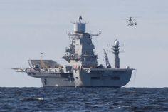 "Indian Navy's ""new"" carrier INS Vikramaditya, ex-Admiral Gorshkov Picutre: Sevmash"