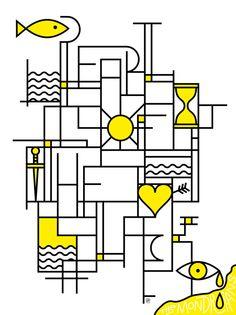 The Mondrians - Emmanuel Romeuf