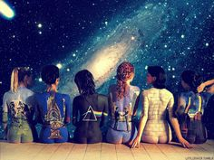 Viajeros del universo