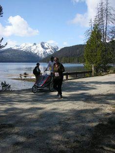 Redfish Lake Lodge Memorial Run