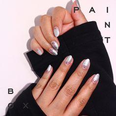 Golden Eye #paintboxmani #nails #nailart
