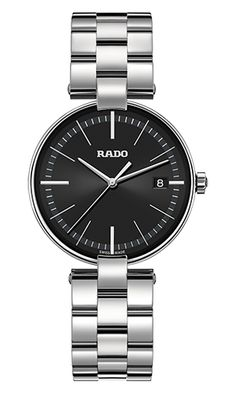 Rado Coupole – The first Rado watch with a spherical sapphire crystal  When it first glimpsed the light of day in 1987, the Rado Coupole fascinated with its ability to create material magic. It became the vehicle of another Rado breakthrough – the first Rado watch in white high-tech ceramic.  Fascinating.