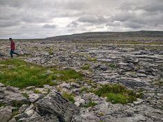The Burren in western Ireland for UK Vacation - 7/17