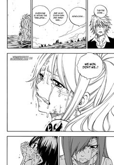Fairy Tail - Chapter 536 - 17