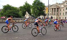 London 2012 Olympic Women's Triathlon - Hyde Park