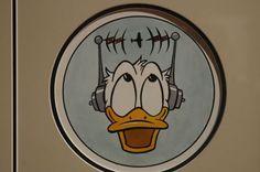 Disney Pins on Wings (Large Photo Update)