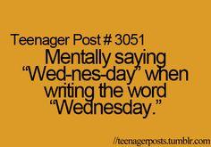 Sadly I do this