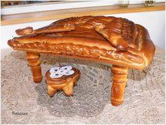 Cimbalom kalácstésztából fázisfotókkal.   The Fresh Loaf