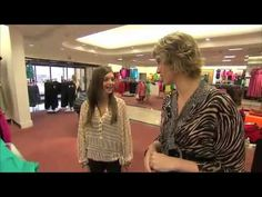 NorthPark Center has plenty of options for kids and tweens.  Kristen goes back to school shopping!
