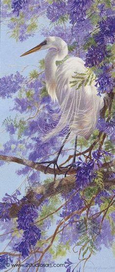 2 Studios Publishing - The Fine Art Reproductions of Julia Rogers & Matthew Hillier Wildlife Paintings, Wildlife Art, Painting & Drawing, Watercolor Paintings, Bird Paintings, North American Animals, Fauna, Western Art, Magazine Art