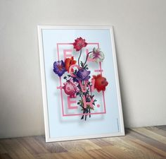 Visual Floral Posters-2