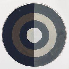 Eileen Gray: L'Art Noir (Study for Rug)