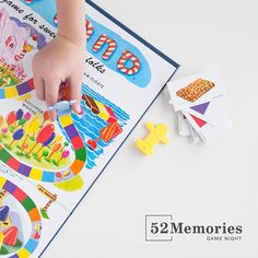It's time for our #52memories challenge! Week 2: Game Night  Grab your favorite games assemble a crew throw in some treats and you have all the makings of an epic game night. This can be easy peasy (play a round of Spoons before bedtime) or invite the neighbors over for a impromptu party of Settlers or Scrabblegame night your way. See more ideas on our blog! Don't forget to snap a pic of your game night and show us with the tag #52memories!  And with each new challenge comes a webinar! Tune…