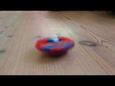 Hvordan man laver en snurretop / beyblade med Plus Plus - YouTube
