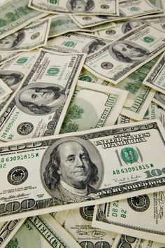 Yes, you hundred dollar bills. Be mine. My grandma used to say your husband always needs to have a hunderd dollar bill in his wallet, to that I will add nice if wifey has one too!