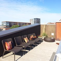 My beautiful roof terrace / A&A at HoMe - Blogi | Lily.fi