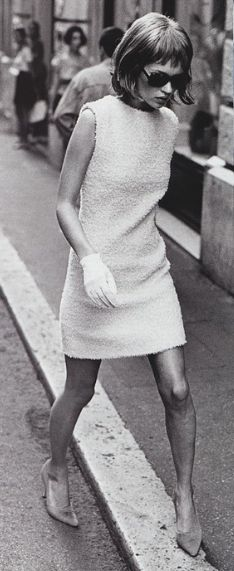 Kate Moss by Peter Lindbergh- classic