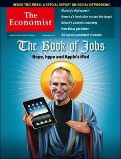 Quand Facebook, Google & co deviennent fournisseurs d'accès à internet [Couv' de The Economist, janvier 2010]