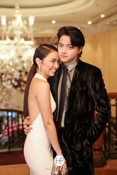 Kathryn Bernardo Outfits, Star Magic Ball, Ford, Daniel Padilla, Cute Anime Boy, Event Dresses, Meme Faces, Best Couple, Celebs