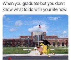 caveman spongebob memes graduate