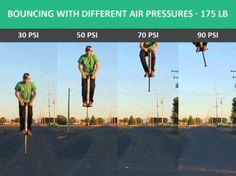Vurtego V4 Pogo Stick Catapults Users 10 Feet For Aerial Mastery -  #pogo #sport #vurtego