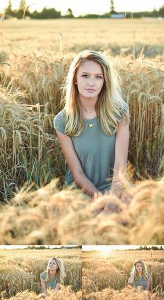 Oregon High School Senior Photographer Nicole Briann Photography LHS Class of 2017 Jolene