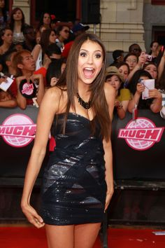 Nina Dobrev | 21st Annual MuchMusic Video Awards | June 20, 2010