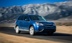 Subaru Forester is SUV of the Year