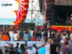 L.U.C - koncert, Gdynia, Plaża Śródmieście