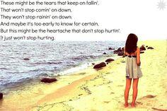 Heartache That Don't Stop Hurting - Jason Aldean