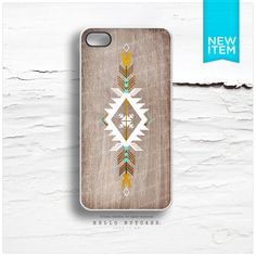 iPhone 4 and iPhone 4S case Navajo Style Geometric Pattern on Wood, Aztec Plastic iPhone Case, Case for iPhone, iPhone cover I80 on Etsy, $19.00