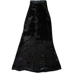 c1969 Astrid Lundstrom's Mr Freedom Velvet Applique Skirt ❤ liked on Polyvore featuring skirts, applique skirt and velvet skirt