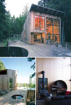 credit: My Scandinavian Retreat [http://scandinavianretreat.blogspot.com/2009/08/kul-og-moderne-hytte.html]